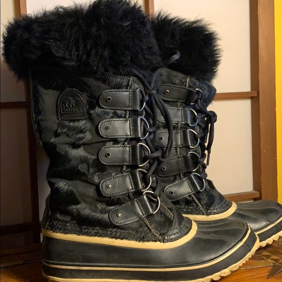 Sorel Joan of Arctic Boots-Limited Edition